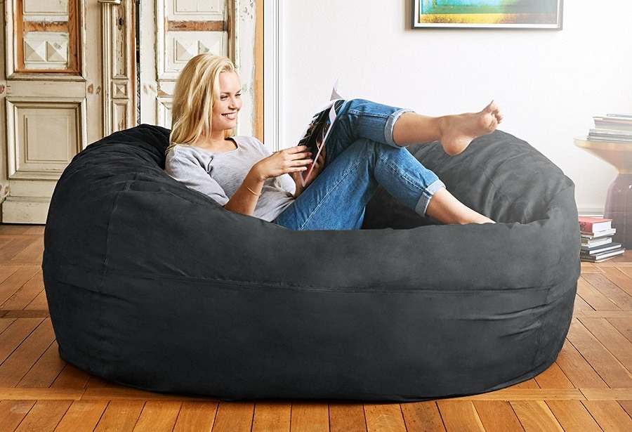 Lumaland Luxury Bean Bag Review